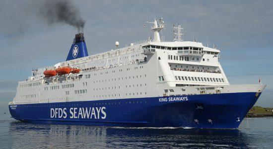 king seaways dfds