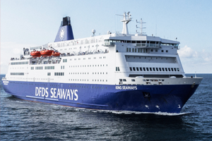 DFDS Newcastle mini cruise