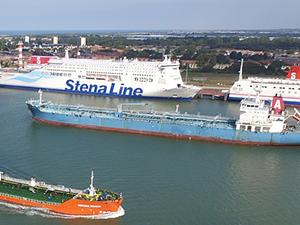 stenaline hoek van holland